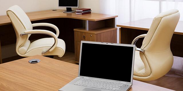仕事のスペース